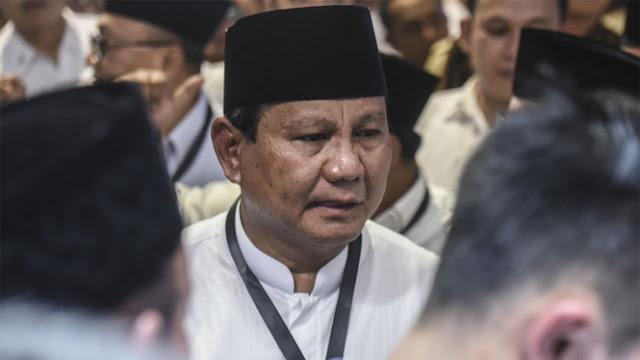 Ini Alasan Prabowo Ngotot Jadi Presiden