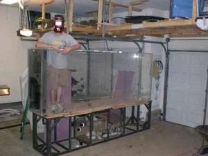 Giant Aquariums: 600 Gallon Fish Tank / Aquarium   $6000 (Charlotte)