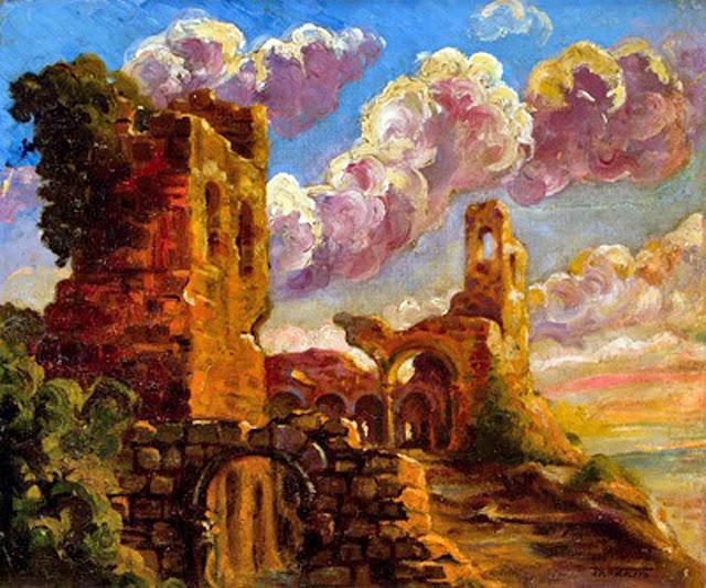 Casimir Tarrassó Martínez, Paisajistas españoles, Paisajes de Casimir Tarrassó , Pintor español, Pintores Catalanes, Pintores de Barcelona, Pintor Casimir Tarrassó