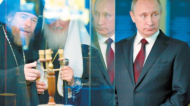 Γιατί ο Πούτιν επενδύει στην Ορθοδοξία