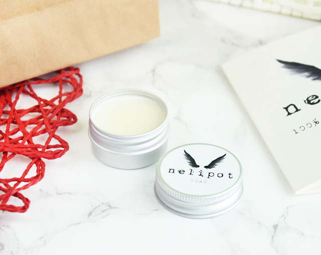 Nelipot Natural Cream Deodorant SHAC