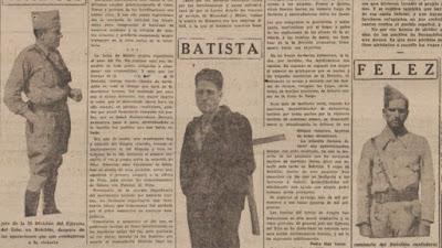 Batista , Batiste, Batistot, Juan Bautista Albesa Segura