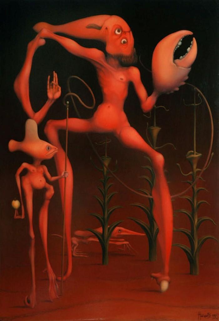 Ужасы древних мифов. Hugues Gillet 5