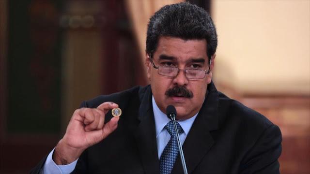 Maduro convoca a venezolanos a sumarse al plan de ahorro en oro