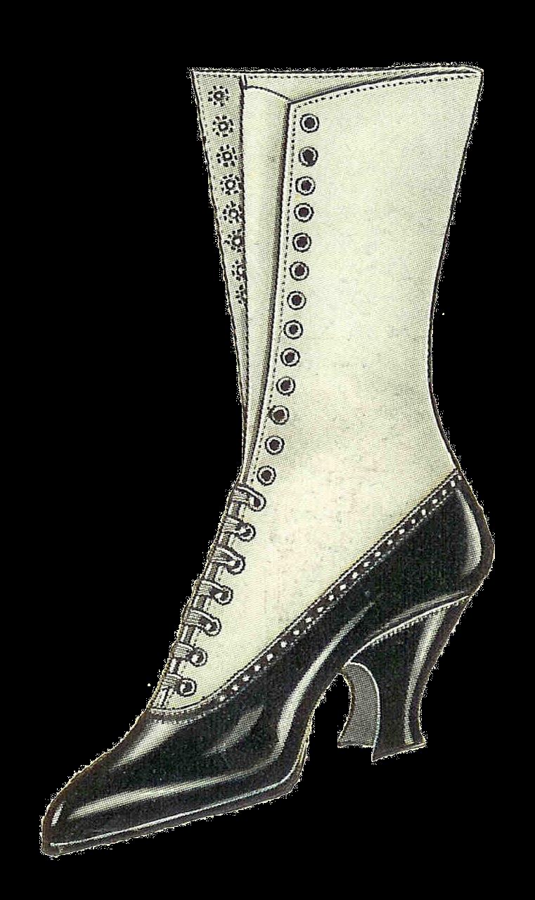 Vintage Shoe Pictures 73