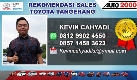 Dealer Toyota Cisauk Tangerang