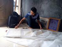 Di Belakang Layar Sablon: Tukang Servis Screen Keliling