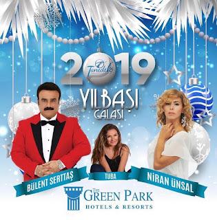 ankara yilbasi konserleri 2019