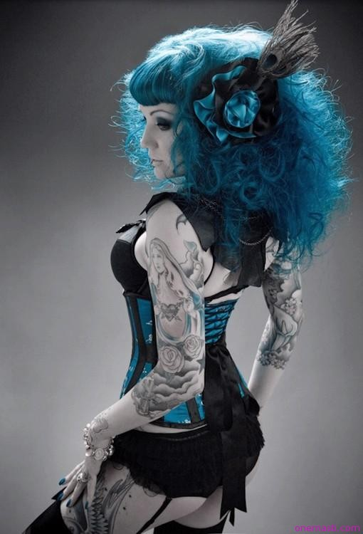 Fashion Buster: Latest Girls Guardian Tattoos