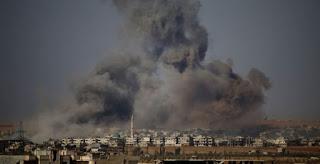 Rezim Syiah Suriah Terus Gempur Daraa, 15 Orang Kembali Gugur dalam Serangan Udara