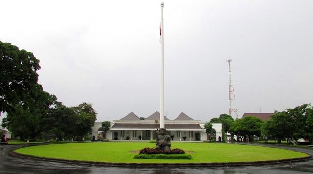 Istana Kepresidenan RI Gedung Agung Yogyakarta