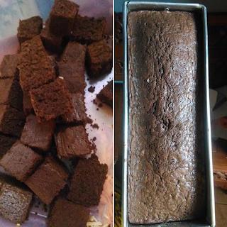 Cara Membuat Brownies Bisa Panggang Maupun Kukus