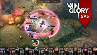 MOBA Vainglory segera rilis untuk PC