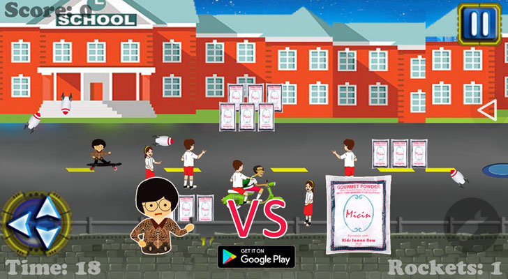 Game Android Kids Jaman Now 2
