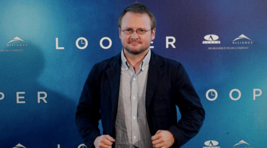 Rian Johnson la lansarea filmului sci-fi Looper