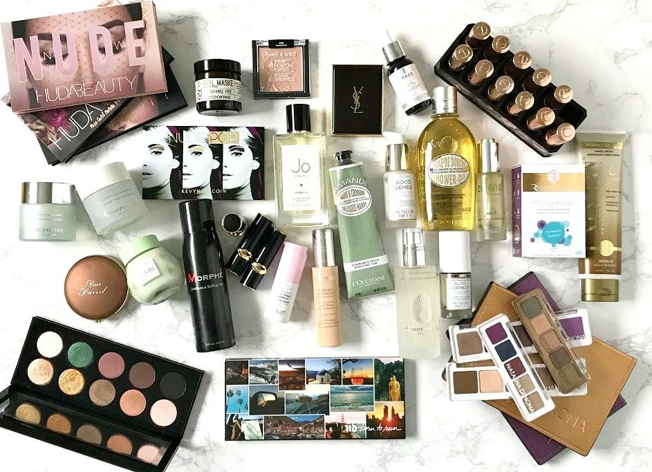 The A-Z of my favourite beauty products