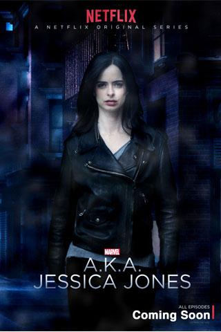 Assistir Série Jessica Jones – Todas as Temporadas