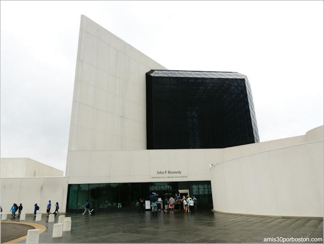 Biblioteca y Museo Presidencial de John F. Kennedy en Boston