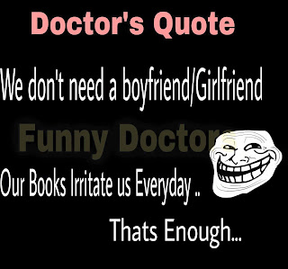 Funny pics - Doctor's quote