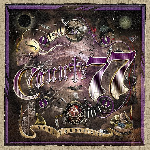 COUNT'S 77 - Soul Transfusion (2017) full
