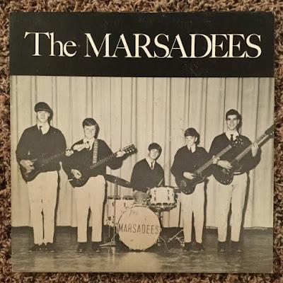 The Marsadees - The Marsadees (1967 1997 USA)