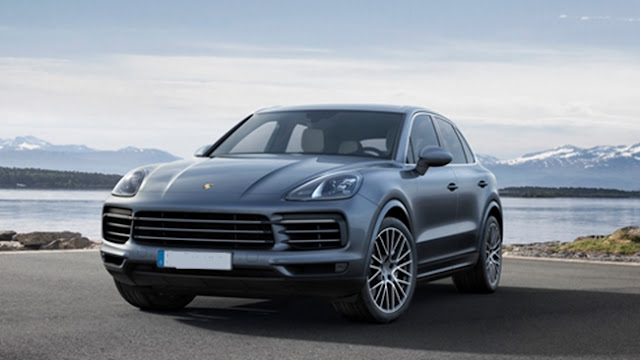 2019 Porsche Cayenne - Be aware Bentayga, fastest Cayenne ever is coming!