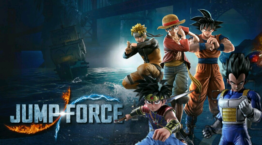 How to unlock all Characters in Jump Force