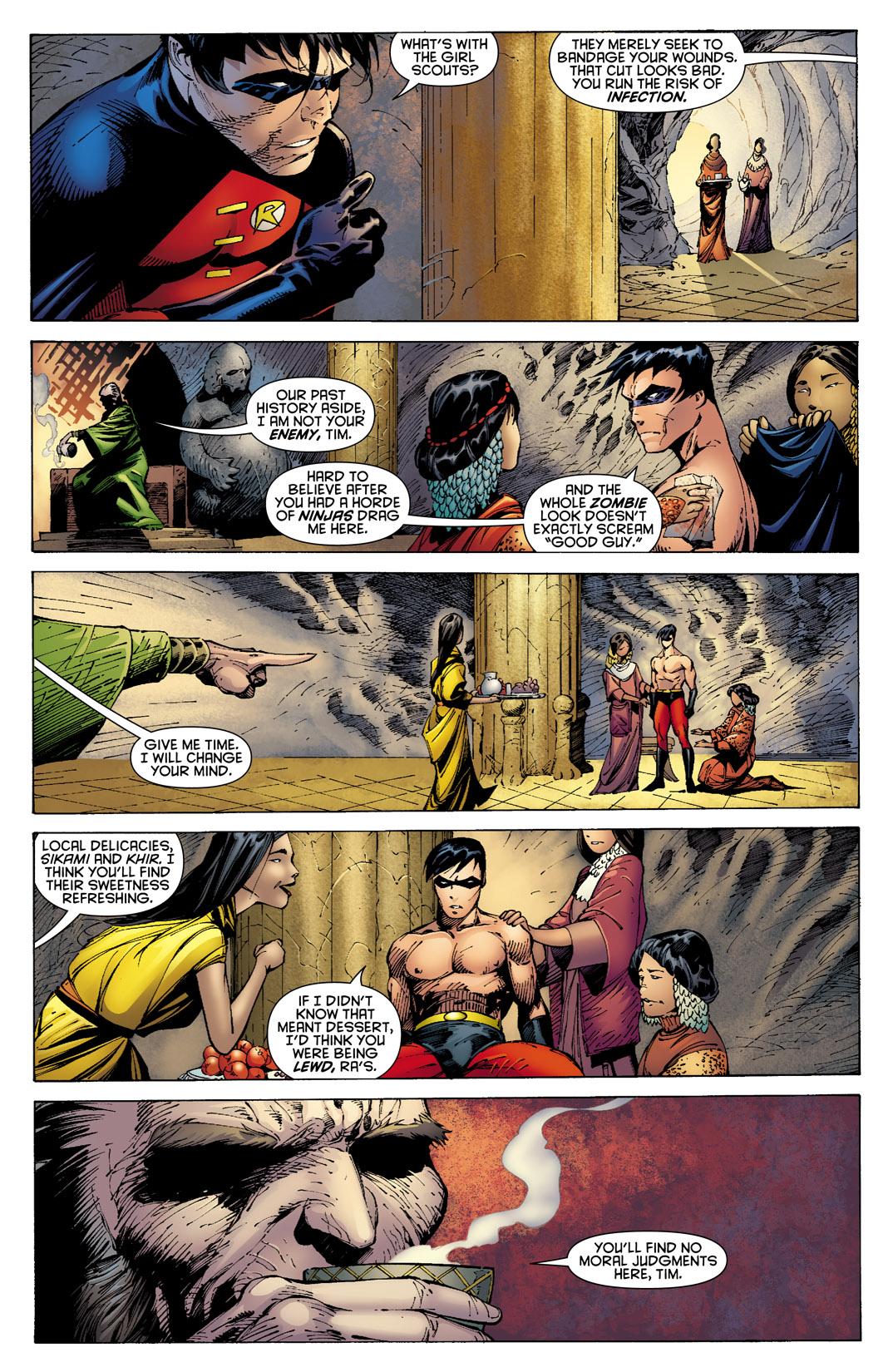 Detective Comics (1937) 838 Page 4