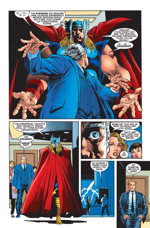 Thor (1998) Issue #31 #32 - English 6