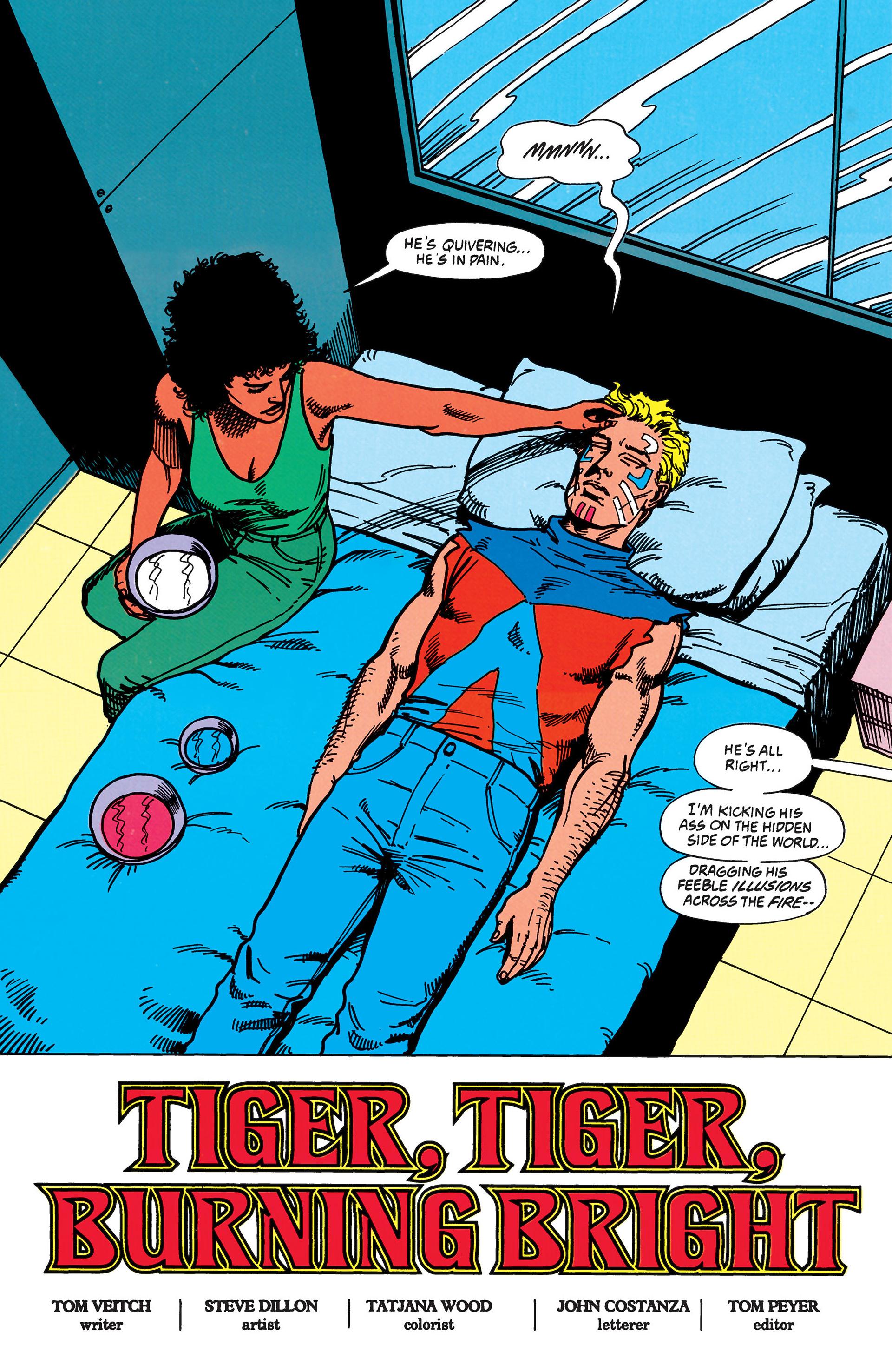 Read online Animal Man (1988) comic -  Issue #43 - 7