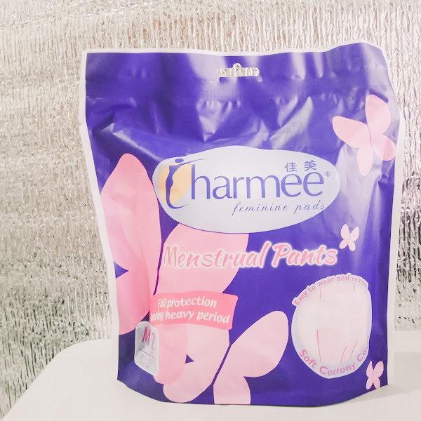 Comfort like babies with Charmee Menstrual Panties