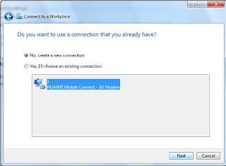 cara menggunakan akun vpn di pc