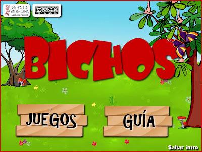 Juegos Educativos Para Ninos Bichos Juegos Para 4 Y 5 Anos