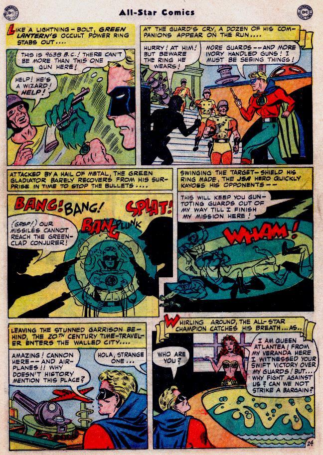 Read online All-Star Comics comic -  Issue #53 - 30