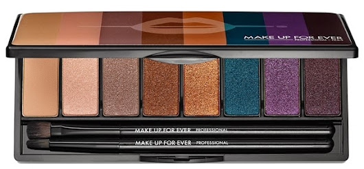 NEW from Make Up For Ever: Limited Edition Artist Palette, Fall 2014 Collection