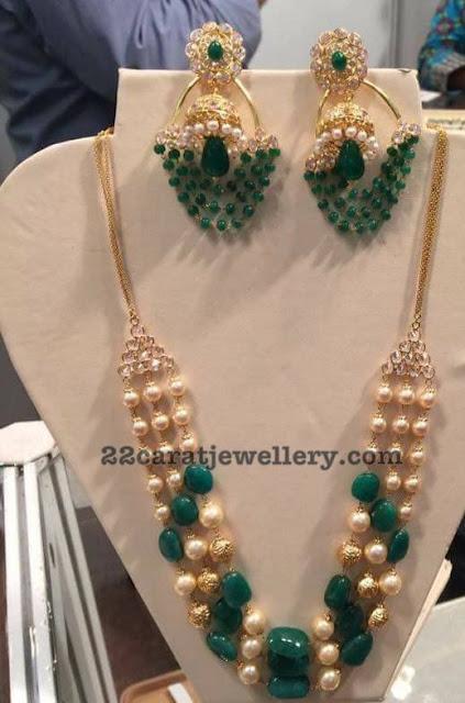 Light Weight Beads Sets by Balaji jewellers