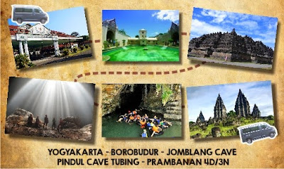 Explore The Jogja Heritage And Adventure Tours
