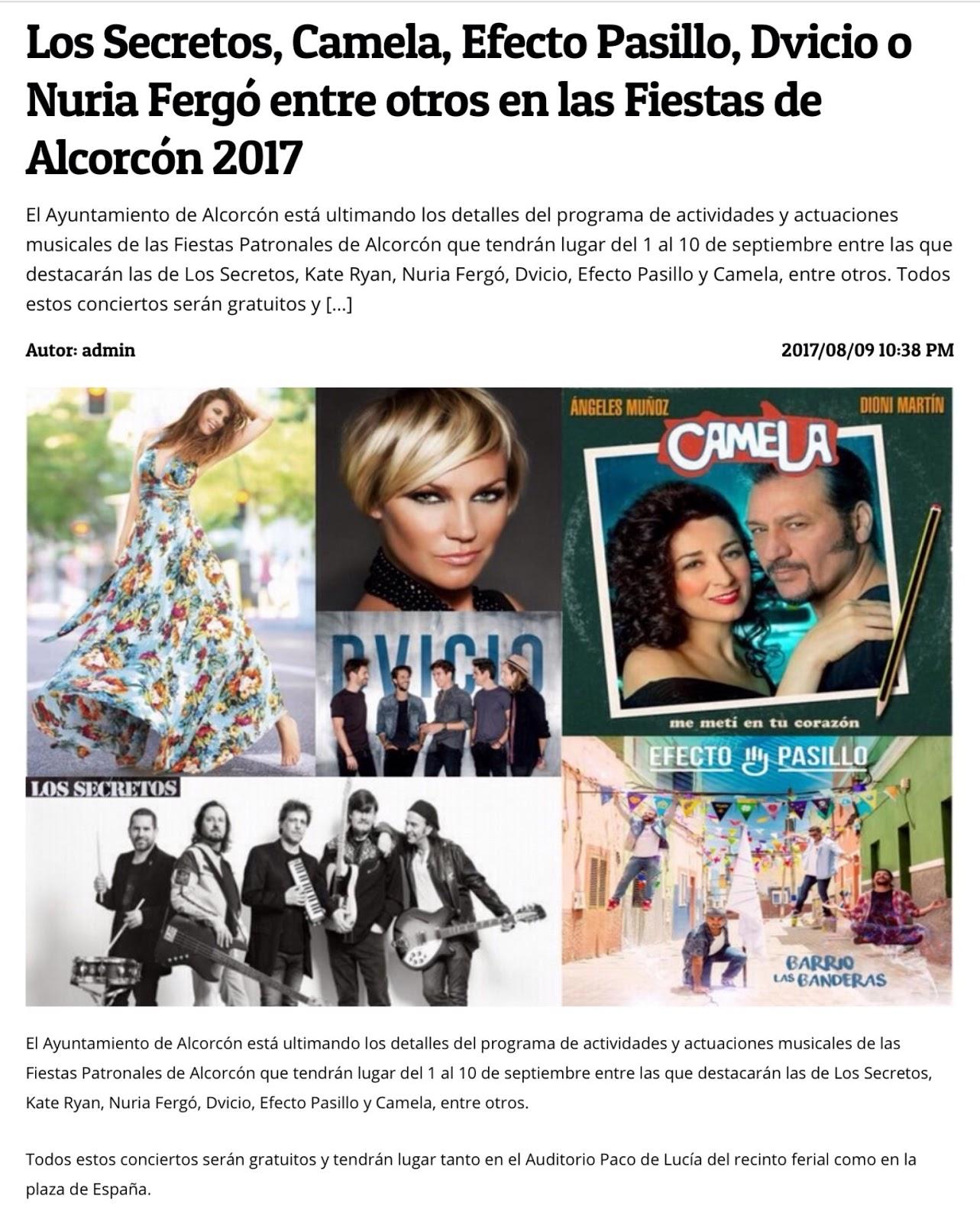instagram checo bailando en Alcorcón