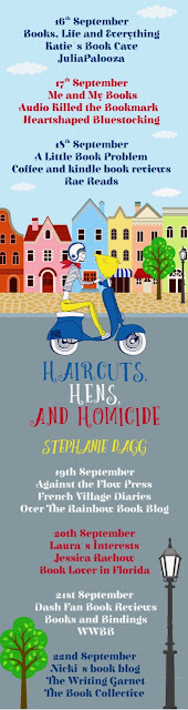 French Village Diaries book review Haircuts, Hens and Homicide Stephanie Dagg