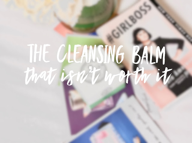 Botanics Organic Hot Cloth Cleansing Balm