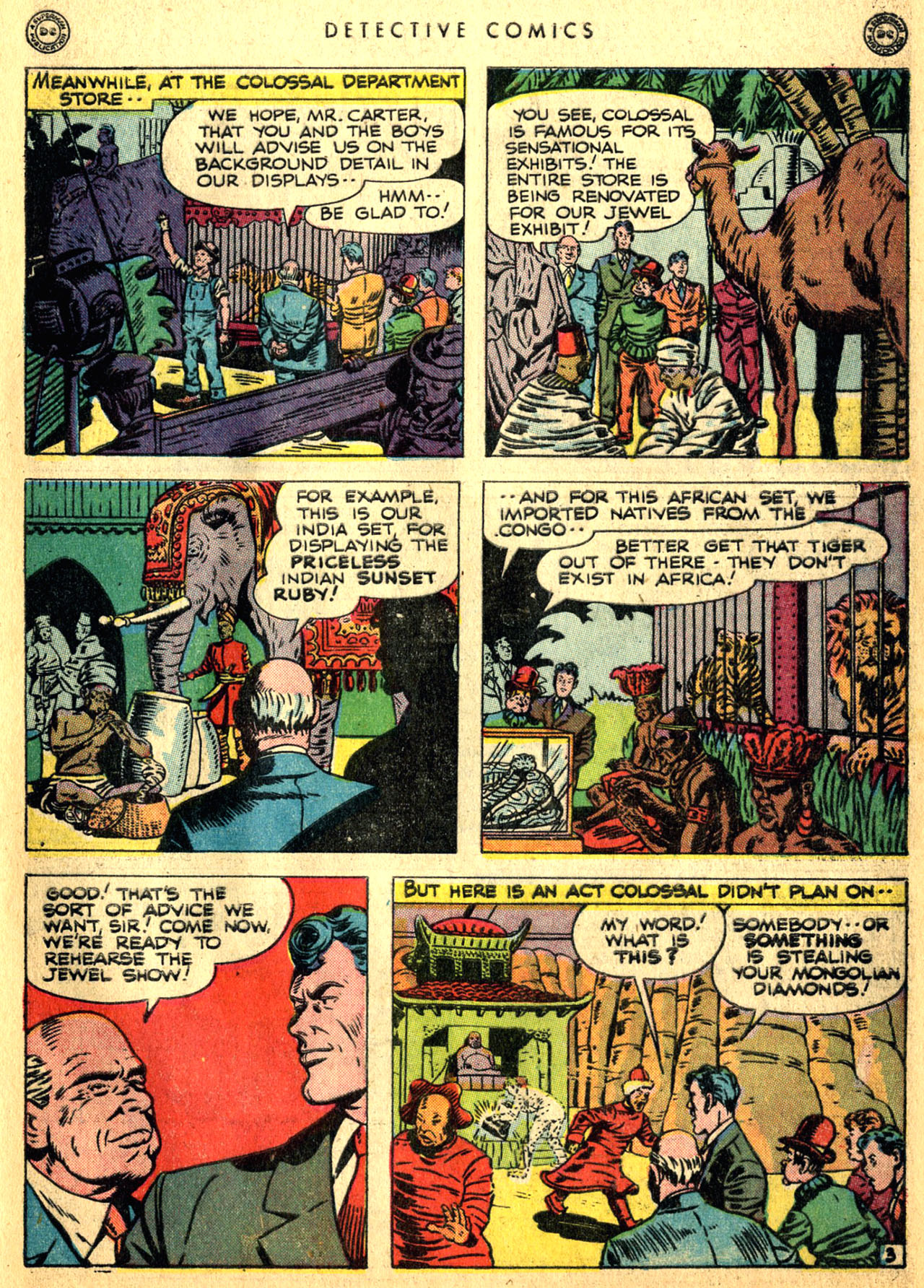 Read online Detective Comics (1937) comic -  Issue #117 - 41