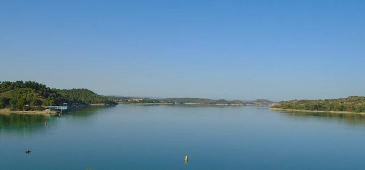 La Isla Mediana en el río Ebro