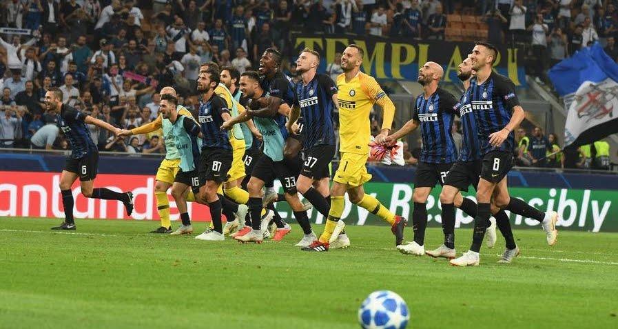Risultati Champions: Rimonta Inter, delusione Napoli.