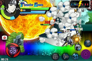 Naruto Senki Mod Apk by Thunder Game Android Terbaru