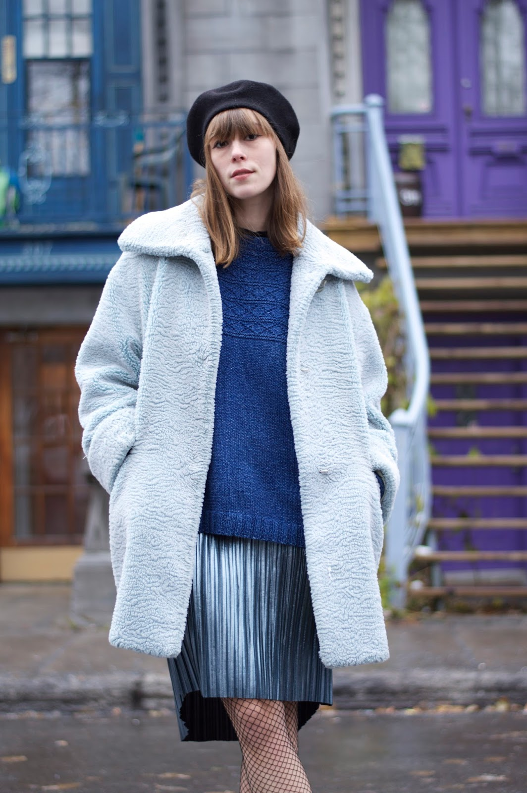 How to wear silver metallics during the day aw16 trends