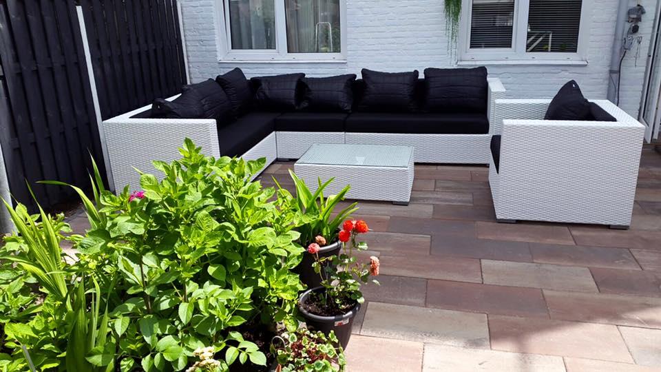 Arbrini design tuinmeubelen - Designer tuin ...