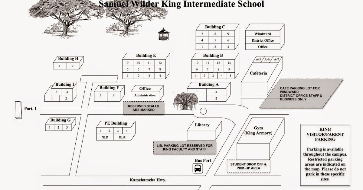 King Connections 2016-17: Parent Parking & Student Drop