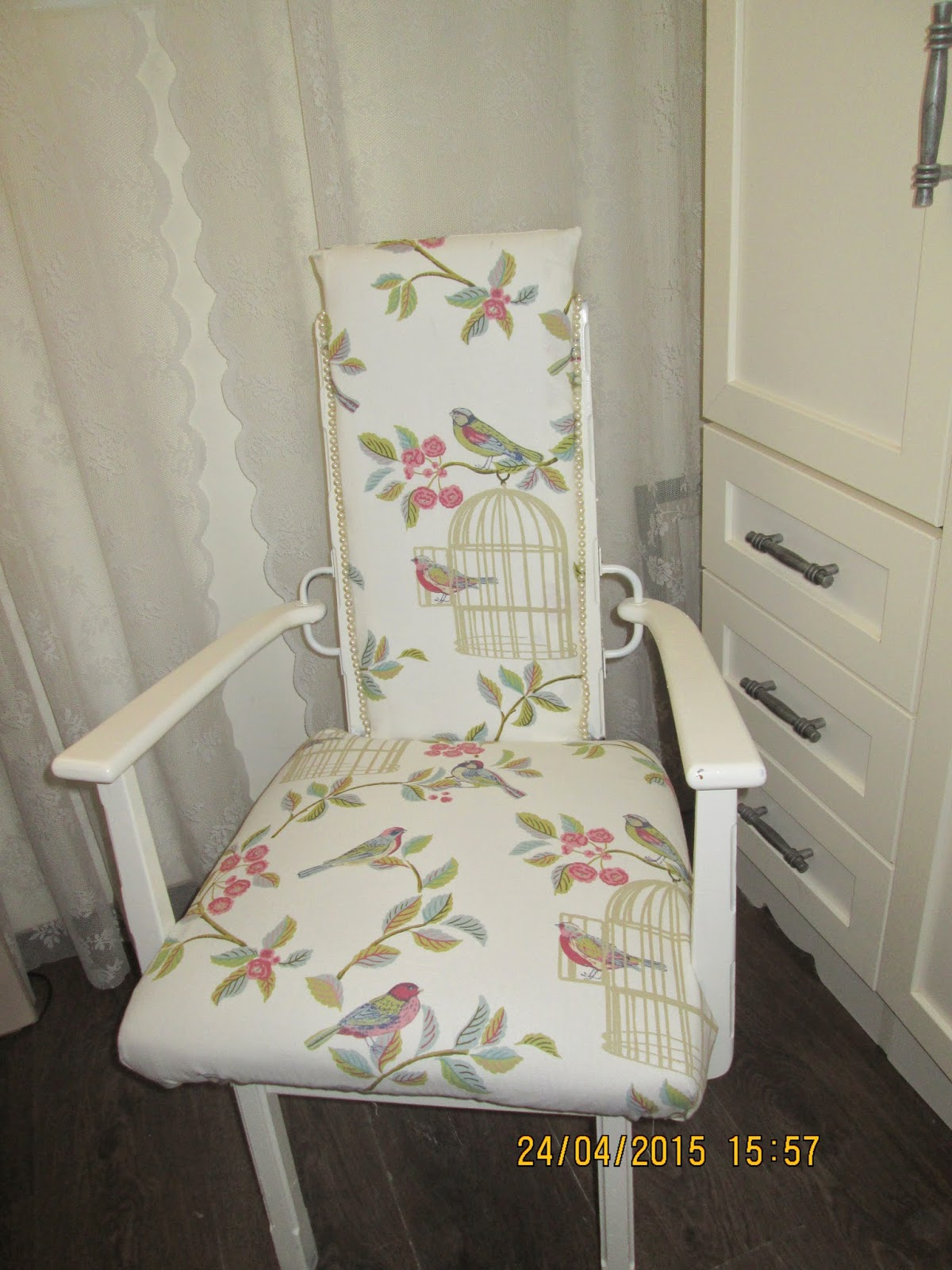 IMG 0061 - שדרוג כורסא ישנה