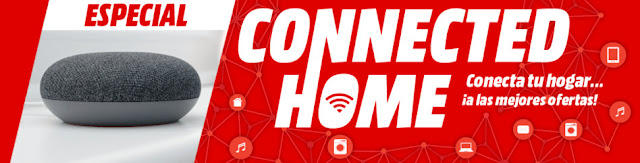 Top 5 ofertas Connected Home de Media Markt