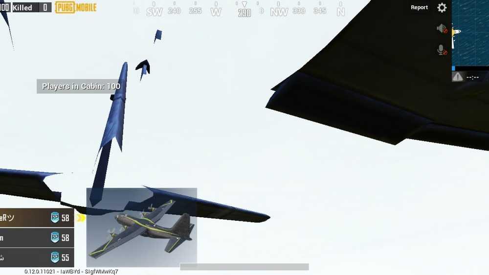 Bug PUBG Mobile Pesawat Hilang dan Tidak Bisa Terjun (pubg mobile)